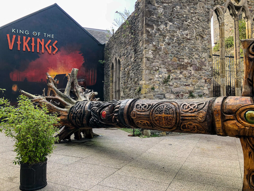 King of Viking virtual experience in Waterford