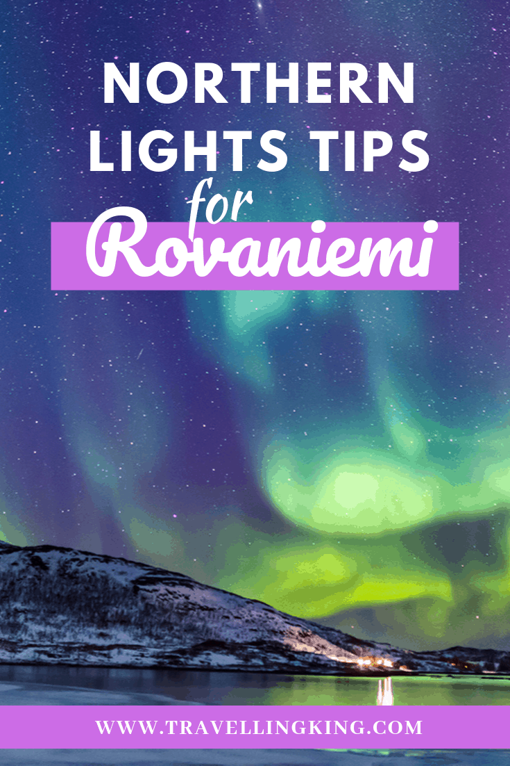 Northern Lights Tips for Rovaniemi