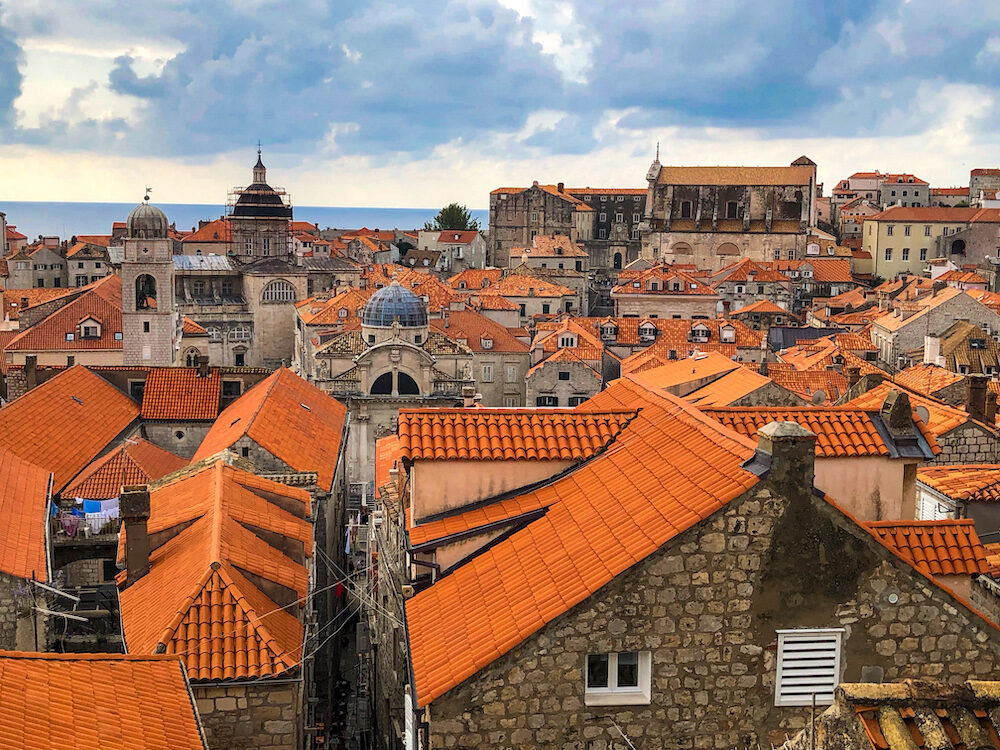 "One of the main attractions of Dubrovnik's Old Town is the ancient fortress walls (the part of town very well known to fans of ""Game of Thrones"")"