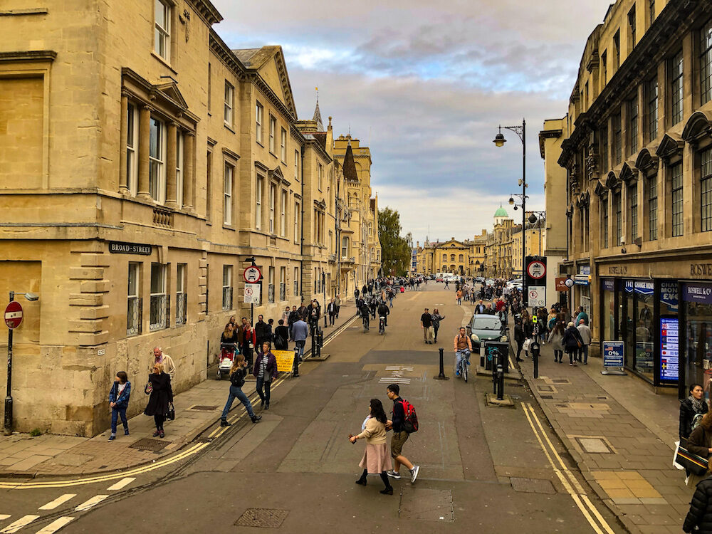 Oxford is associated with one of the most prestigious universities in the world, but the city is much more than a hub for bookworms!