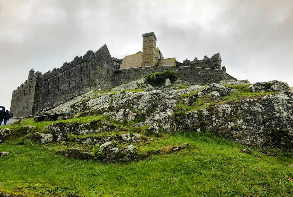 Rock of Cashel in Ireland