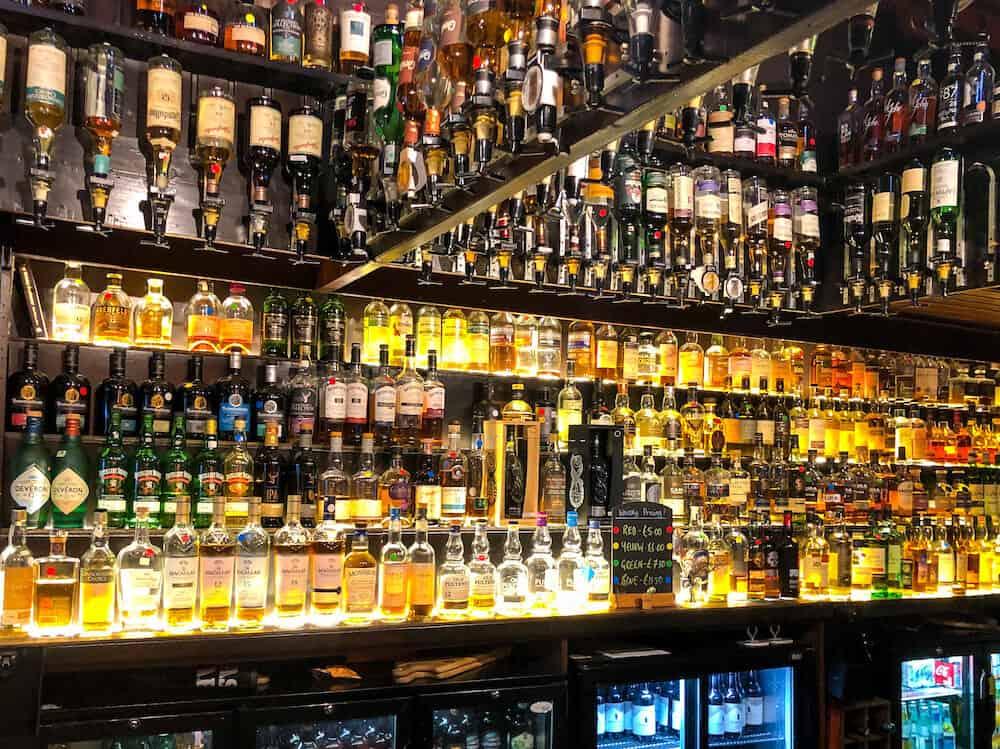 Seamus bar