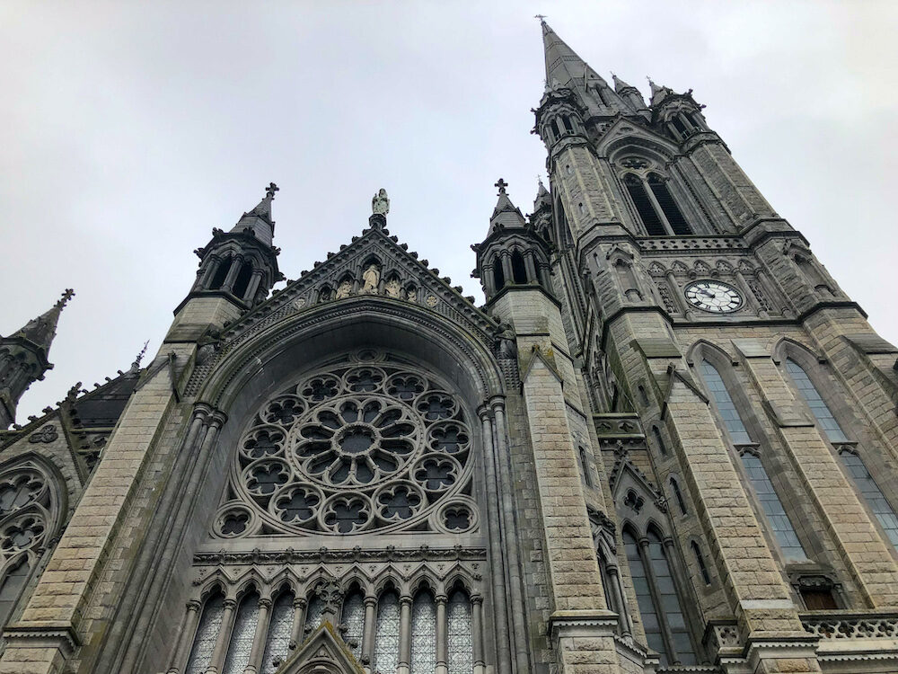 St. Colman's Cathedral in Cobh Ireland