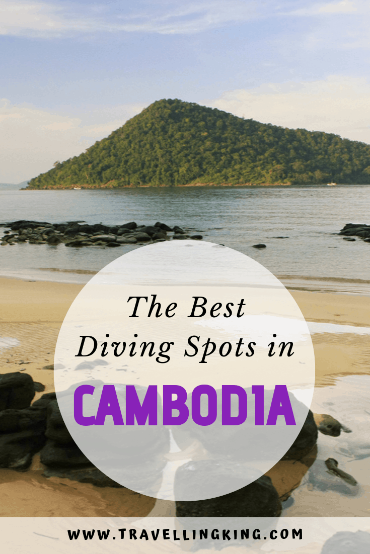 The Best Diving Spots in Cambodia