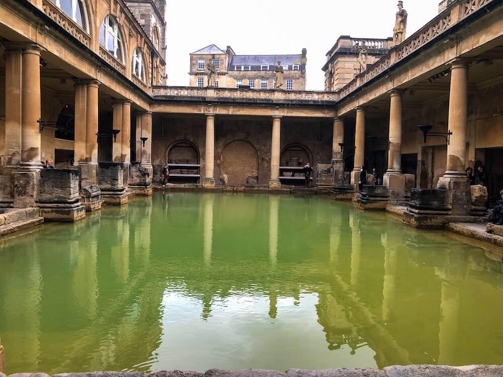 The Roman Bath Complex