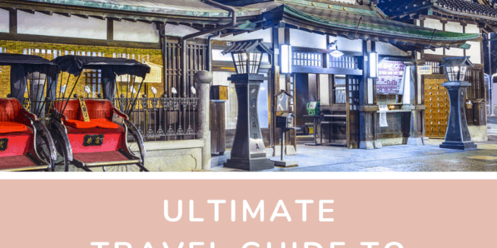 Ultimate Travel Guide to Matsuyama