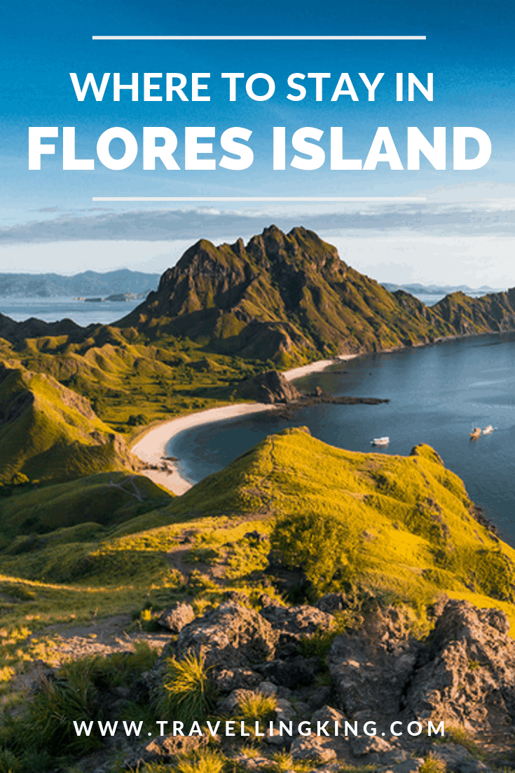 Where to stay in Flores Island