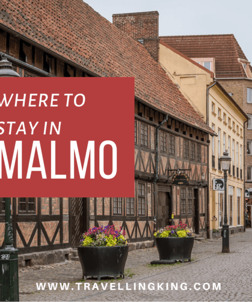 Where to stay in Malmo