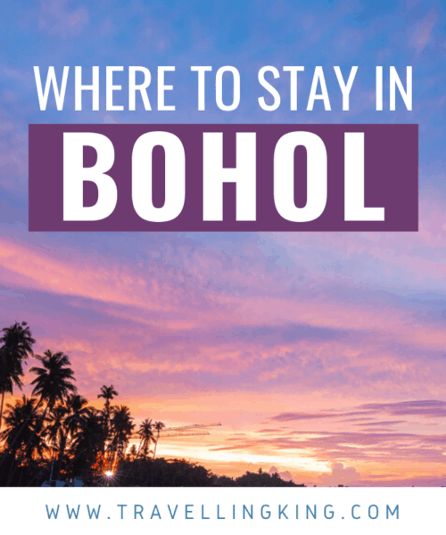 Where to stay in the Bohol