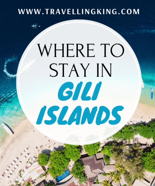 Where to stay in the Gili Islands