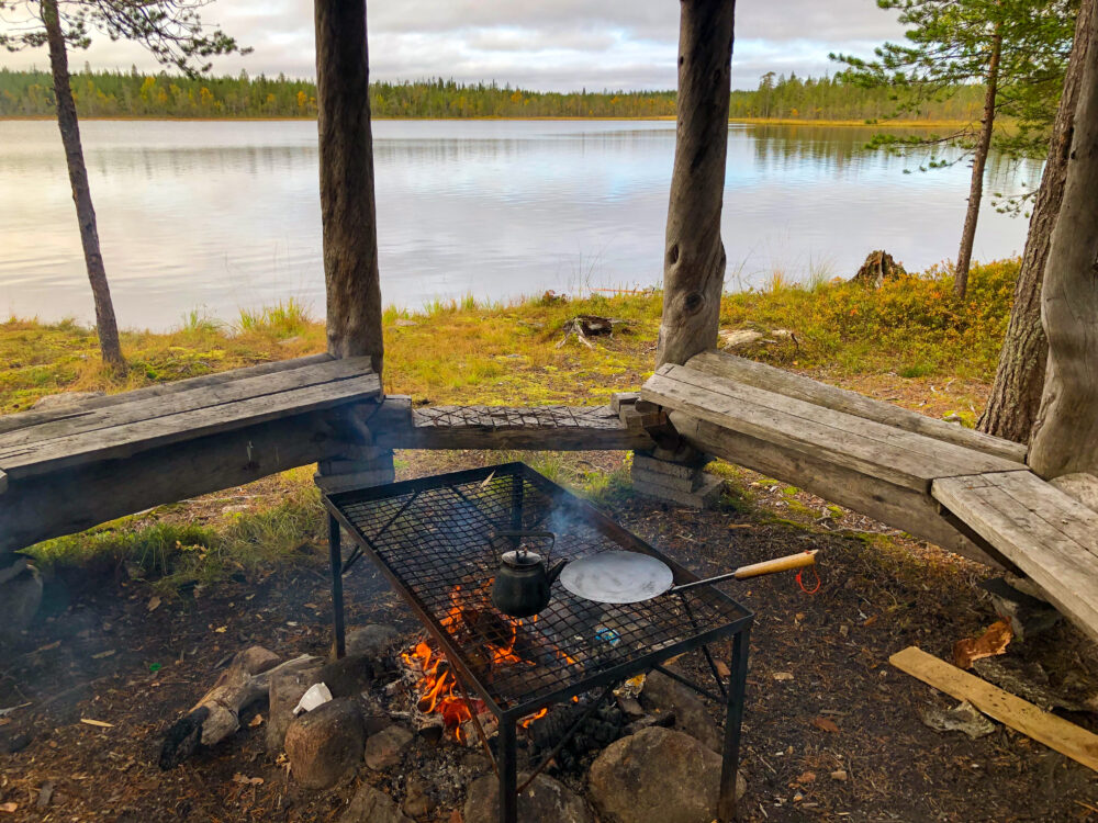 morning Wellness from Lappish Nature tour organised by Lapland Safaris