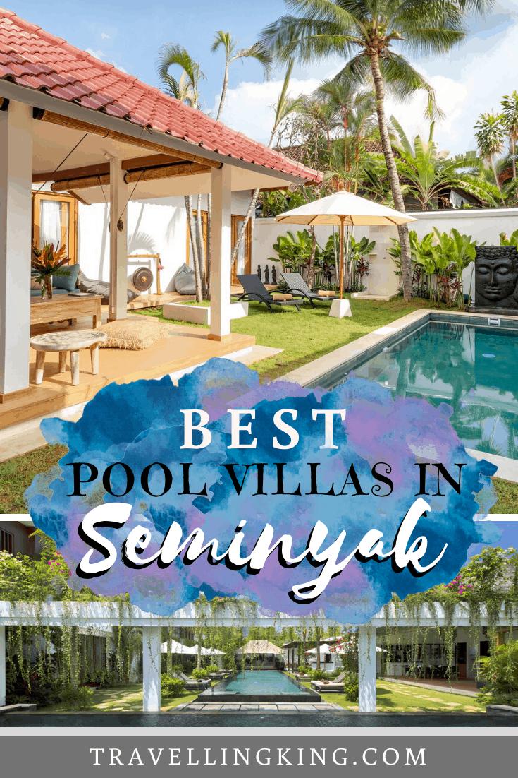Best pool villas in Seminyak