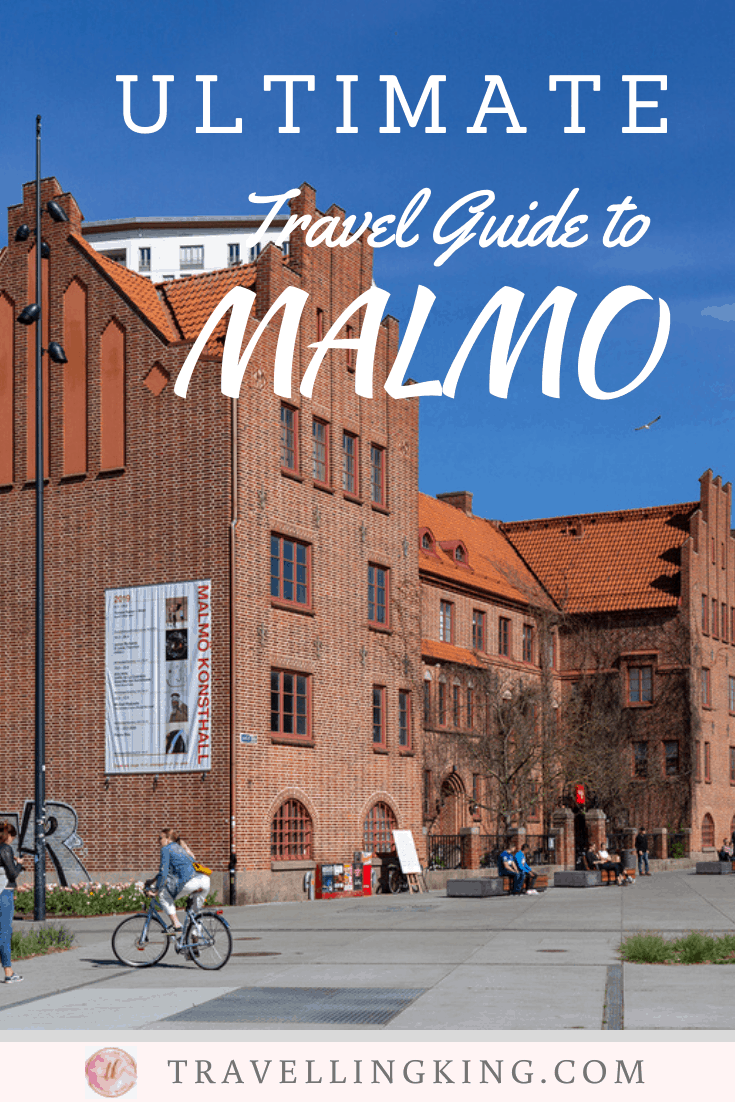 Ultimate Travel Guide to Malmö