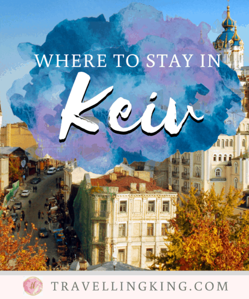 Where to stay in Kiev