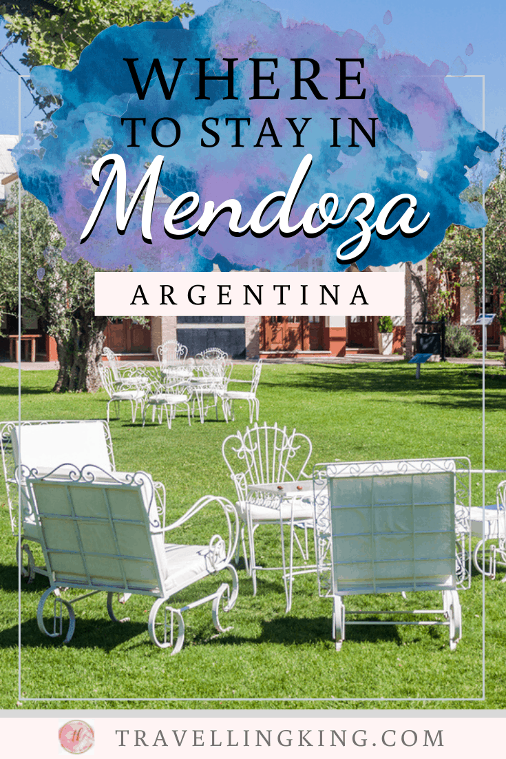 Where to stay in Mendoza