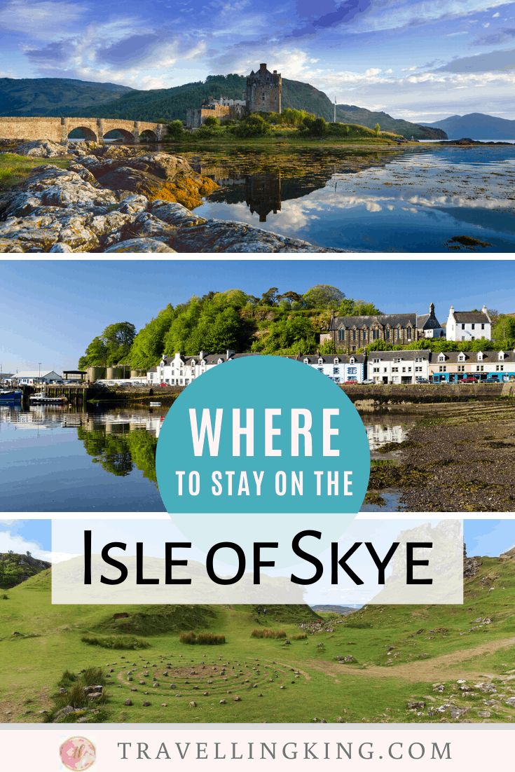 Where to stay on the Isle of Skye