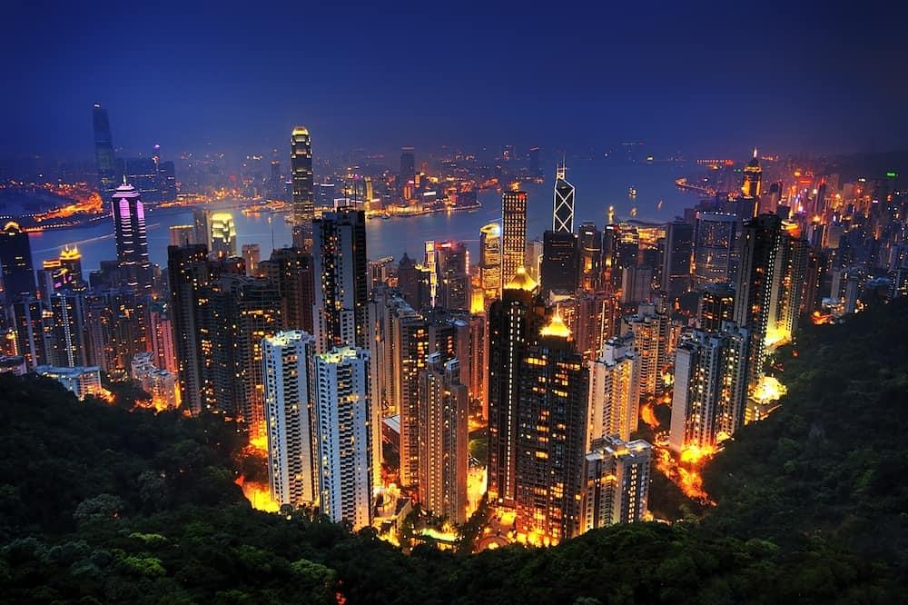 Beautiful Hong Kong Night Views For Travellers