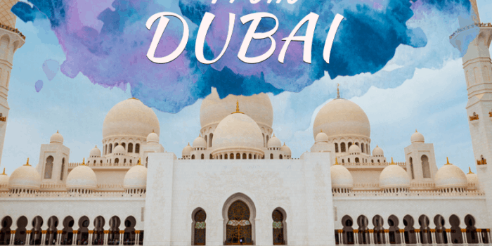 Best Day Trips from Dubai