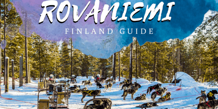 Budget Travel Guide to Rovaniemi