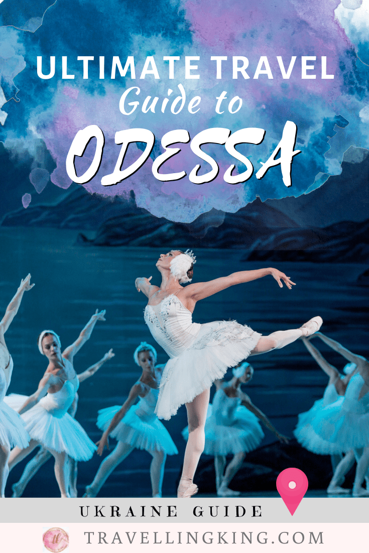Ultimate Travel Guide to Odessa