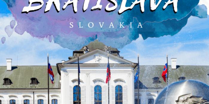 Where to Stay in Bratislava
