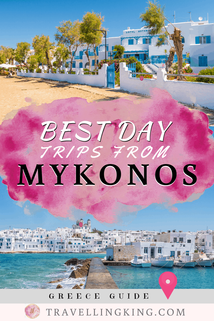 Best Day Trips from Mykonos