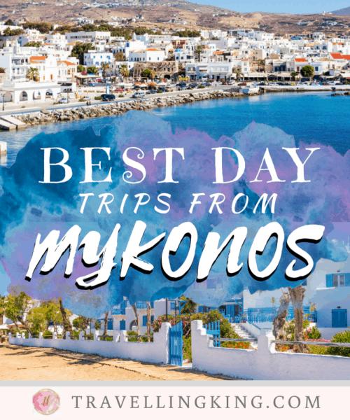 Best Day Trips from Mykonos