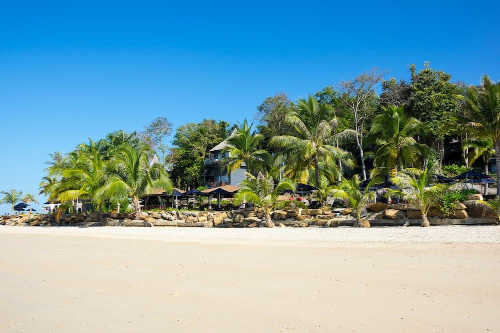 Klong Muang beach in Krabi province Thailand