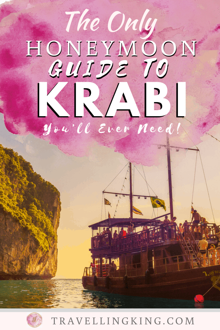 The Only Honeymoon Guide to Krabi You'll Ever Need!