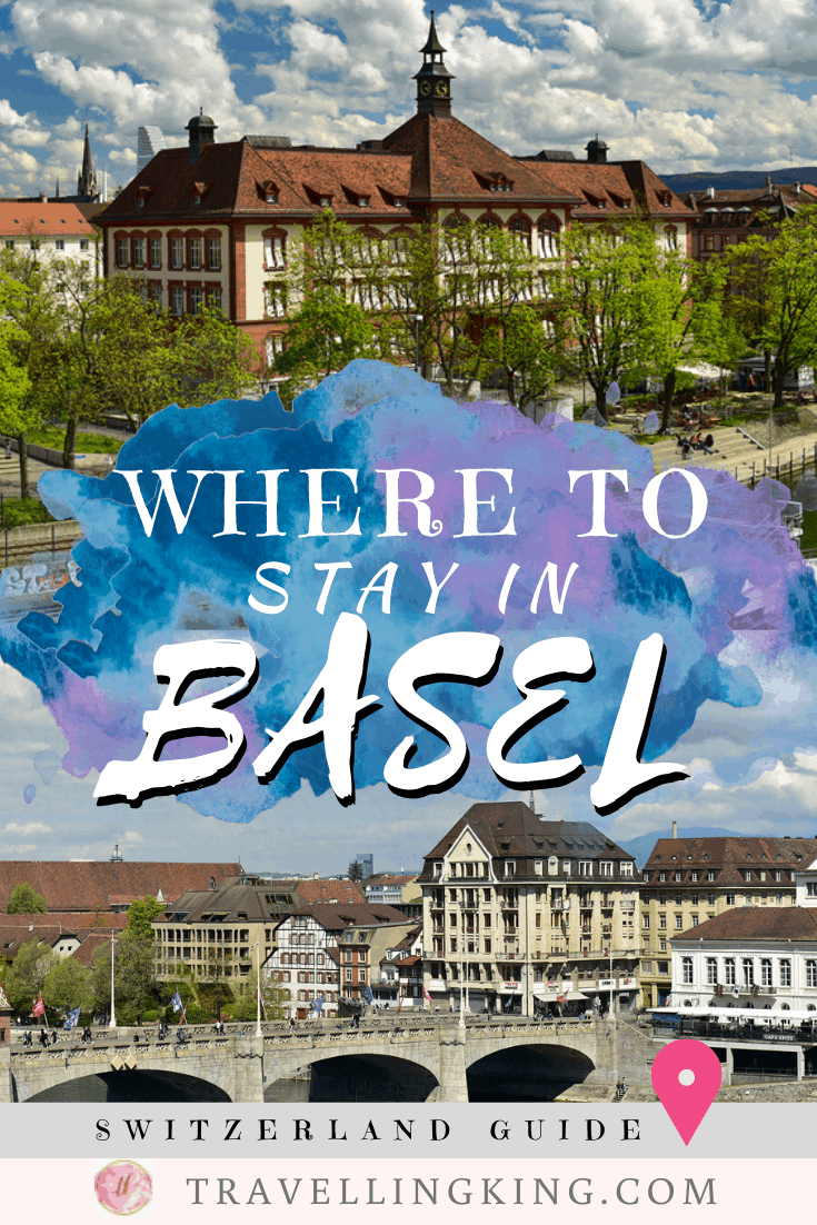 Where to Stay in Basel
