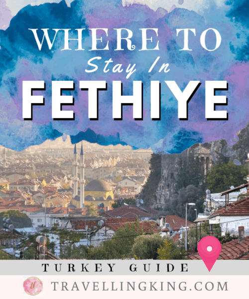 Where to Stay in Fethiye