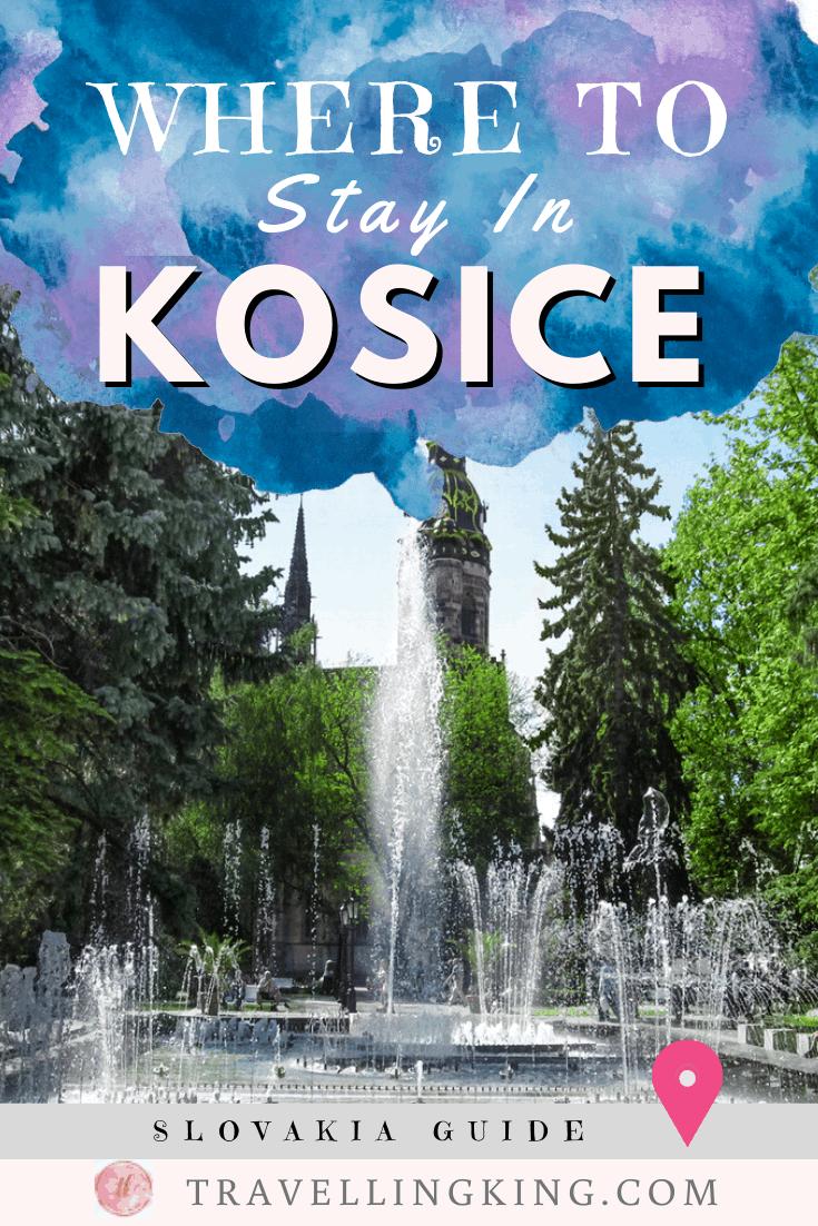Where to Stay in Košice