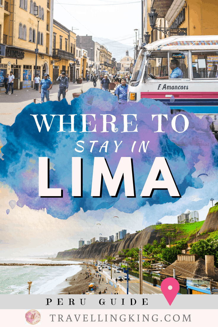 Where to Stay in Lima