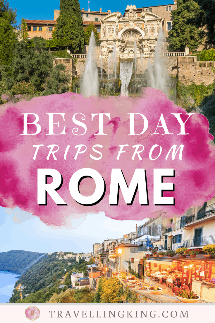 Best Day Trips from Rome