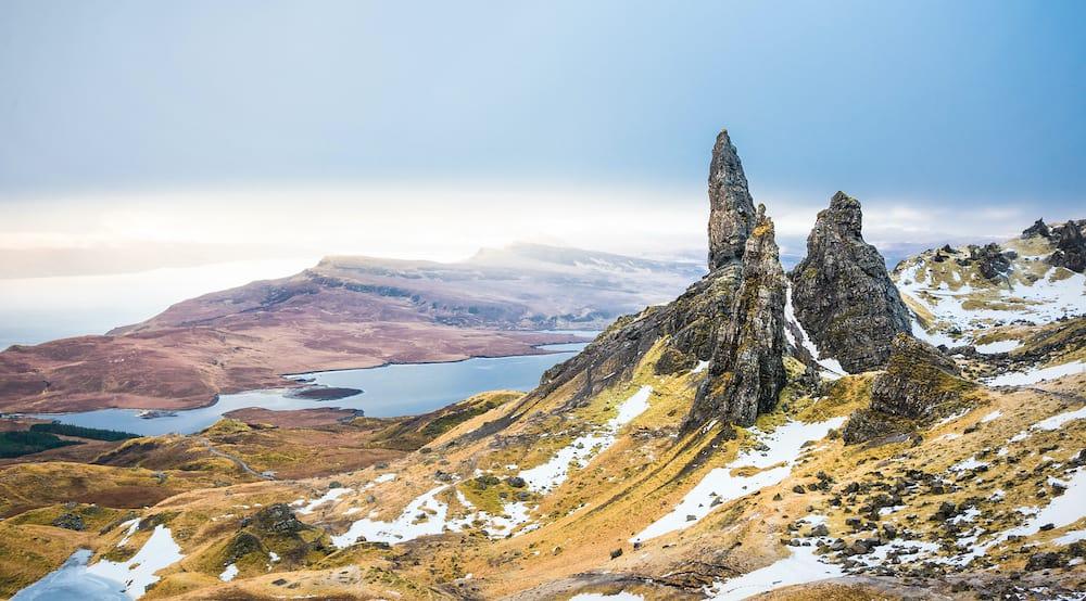 Isle of Skye - Old Man of Storr