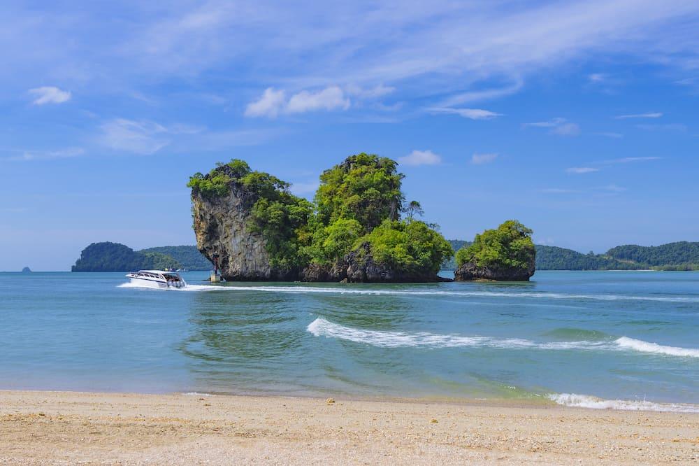 Nopparat Thara, Nopparattara beach. Andaman Sea, Krabi Province, Southern Thailand