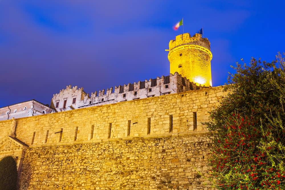 Buonconsiglio Castle or Castello del Buonconsiglio is a castle in Trento city in Trentino Alto Adige Sudtirol region in Italy